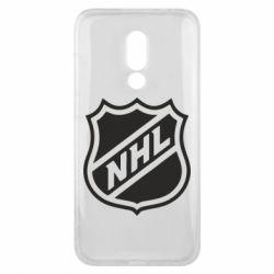 Чехол для Meizu 16x NHL - FatLine