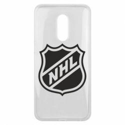 Чехол для Meizu 16 plus NHL - FatLine