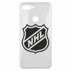 Чехол для Xiaomi Mi8 Lite NHL - FatLine