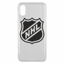 Чехол для Xiaomi Mi8 Pro NHL - FatLine