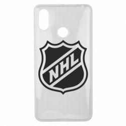Чехол для Xiaomi Mi Max 3 NHL - FatLine