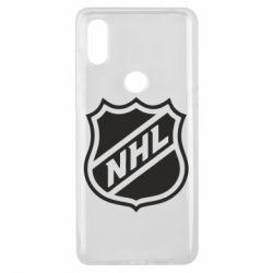 Чехол для Xiaomi Mi Mix 3 NHL - FatLine