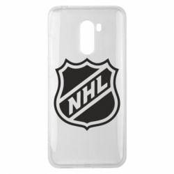 Чехол для Xiaomi Pocophone F1 NHL - FatLine