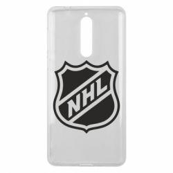 Чехол для Nokia 8 NHL - FatLine