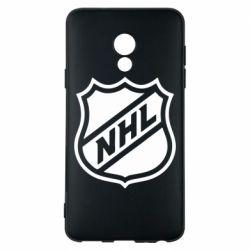 Чехол для Meizu 15 Lite NHL - FatLine