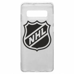 Чехол для Samsung S10+ NHL