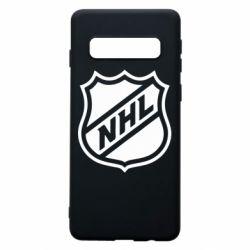 Чехол для Samsung S10 NHL