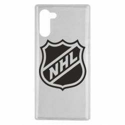 Чехол для Samsung Note 10 NHL