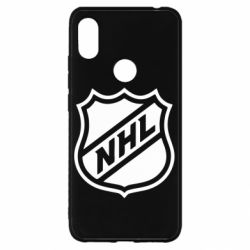 Чехол для Xiaomi Redmi S2 NHL