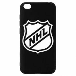 Чехол для Xiaomi Redmi Go NHL