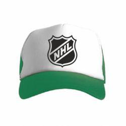 Дитяча кепка-тракер NHL