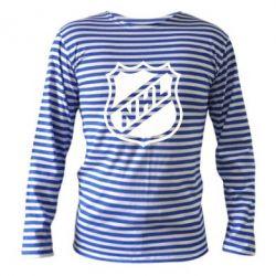 Тельняшка с длинным рукавом NHL - FatLine