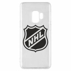 Чехол для Samsung S9 NHL - FatLine