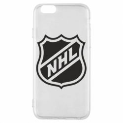 Чехол для iPhone 6/6S NHL