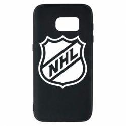 Чехол для Samsung S7 NHL - FatLine