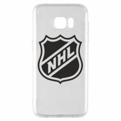 Чехол для Samsung S7 EDGE NHL