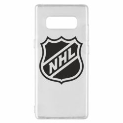 Чехол для Samsung Note 8 NHL