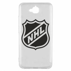 Чехол для Huawei Y6 Pro NHL - FatLine