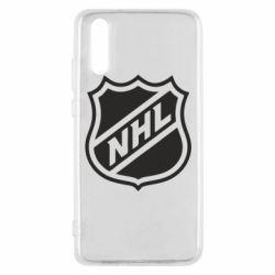 Чехол для Huawei P20 NHL - FatLine