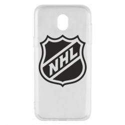 Чехол для Samsung J5 2017 NHL - FatLine