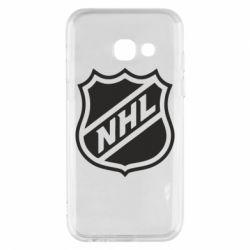 Чехол для Samsung A3 2017 NHL - FatLine