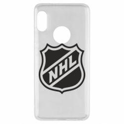 Чехол для Xiaomi Redmi Note 5 NHL - FatLine