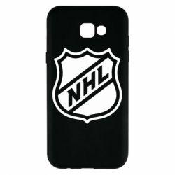Чехол для Samsung A7 2017 NHL - FatLine