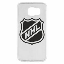 Чехол для Samsung S6 NHL - FatLine