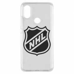 Чехол для Xiaomi Mi A2 NHL - FatLine