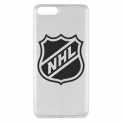 Чехол для Xiaomi Mi Note 3 NHL - FatLine