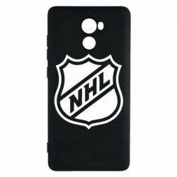 Чехол для Xiaomi Redmi 4 NHL - FatLine