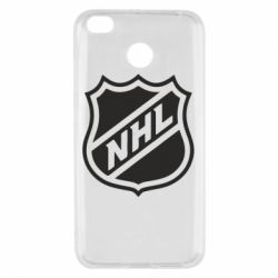 Чехол для Xiaomi Redmi 4x NHL - FatLine
