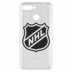 Чехол для Xiaomi Redmi 6 NHL - FatLine