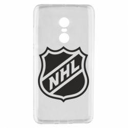 Чехол для Xiaomi Redmi Note 4 NHL - FatLine