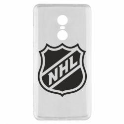 Чехол для Xiaomi Redmi Note 4x NHL - FatLine