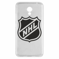 Чехол для Meizu M5c NHL - FatLine