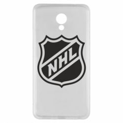 Чехол для Meizu M5 Note NHL - FatLine