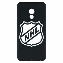 Чехол для Meizu Pro 6 NHL - FatLine