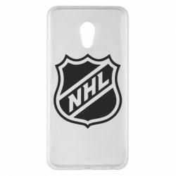 Чехол для Meizu Pro 6 Plus NHL - FatLine