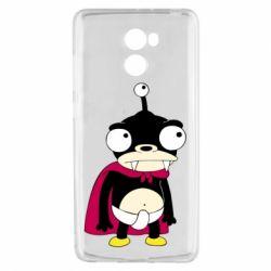 Чехол для Xiaomi Redmi 4 Нибблер - FatLine