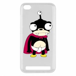 Чехол для Xiaomi Redmi 5a Нибблер - FatLine