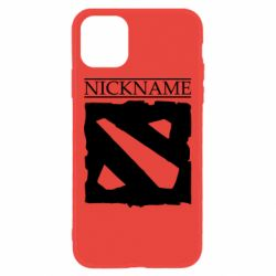 Чехол для iPhone 11 Nickname Dota