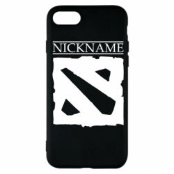 Чехол для iPhone 7 Nickname Dota