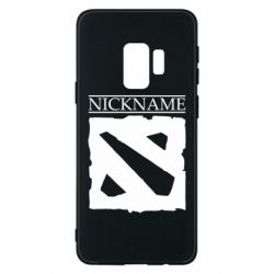 Чехол для Samsung S9 Nickname Dota