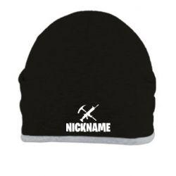 Шапка Nickname fortnite weapons