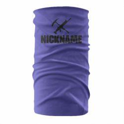 Бандана-труба Nickname fortnite weapons