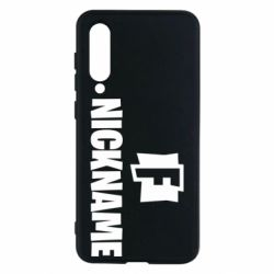 Чехол для Xiaomi Mi9 SE Nickname fortnite