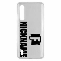Чехол для Xiaomi Mi9 Lite Nickname fortnite