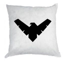 Подушка Nightwing Logo