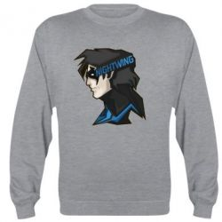 Реглан (свитшот) NightWing - FatLine